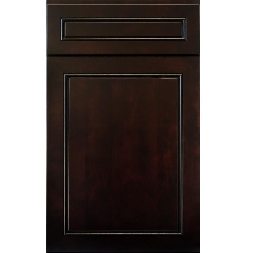 Expresso Maple Cabinet Rehab Kitchen Bath