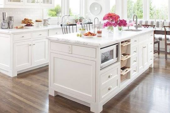 Custom Cabinets from REHAB Kitchen & Bath