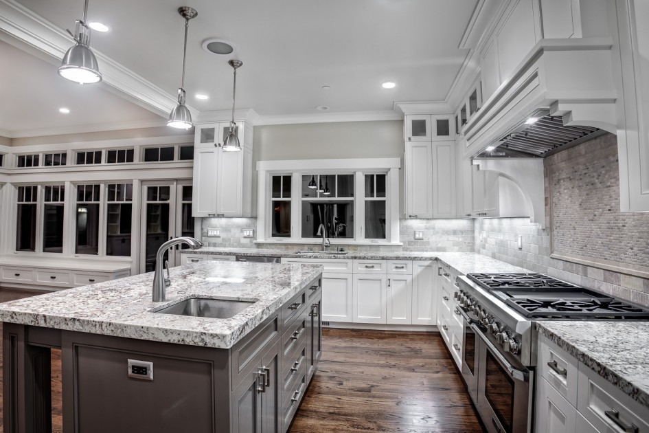 Semi-Custom Cabinets from REHAB Kitchen & Bath